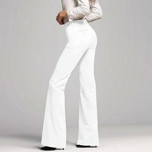 Body by Victoria The Christie flare leg dress pant